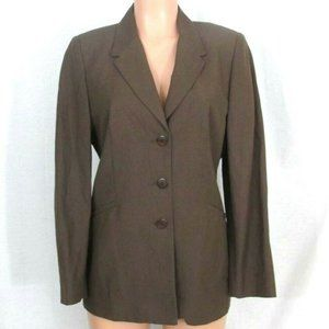 VTG Express Compagnie Internationale Linen Blazer